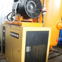 piston compressor KAESER EPC 340
