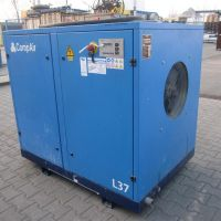 screw compressor COMPAIR L37-10