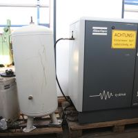 screw compressor Atlas Copco GA 11 VSD