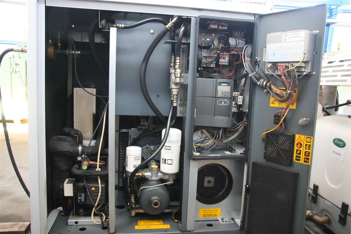 Atlas copco компрессор ga11 инструкция