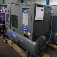 screw compressor Hertz HGS 15 F